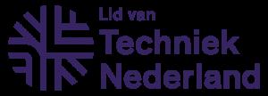 2B Elektrotechniek lid van Techniek Nederland logo