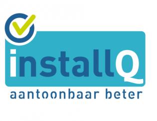 InstallQ logo keurmerk 2B Elektrotechniek Bodegraven
