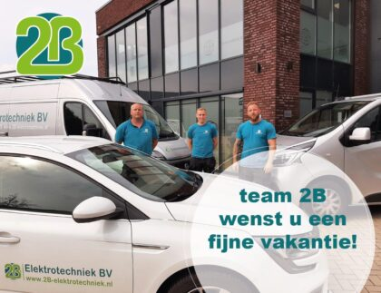 2B Elektrotechniek Bodegraven